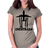 Jet Life Chemtrails Womens Fitted T-Shirt