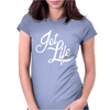Jet Life Womens Fitted T-Shirt