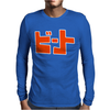 Jet Set Radio Tagless Video Game Mens Long Sleeve T-Shirt