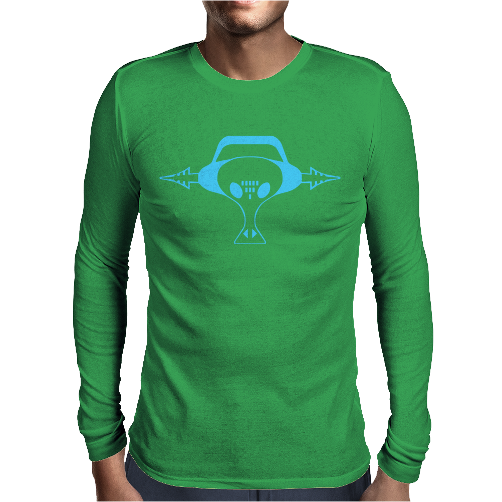 Jet Set Radio Tribute Mens Long Sleeve T-Shirt
