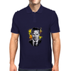 Jim Moriarty (Andrew Scott) Mens Polo