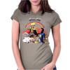 Jimmy Cliff The Harder They Come Womens Fitted T-Shirt