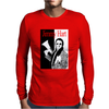 Jimmy Hart Wrestling Legend Mens Long Sleeve T-Shirt
