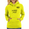 Job seeker - Hire me! Womens Hoodie