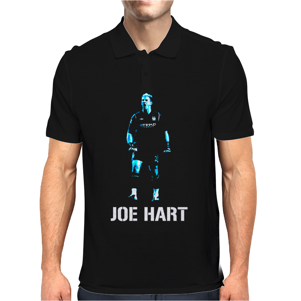 Joe Hart Manchester City Mens Polo