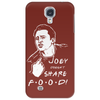 Joey Doesn't Share Food Phone Case