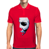 John Carpenter Horror Movie Halloween Michael Myers Mens Polo