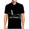 John Coltrane Mens Polo