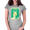John Lemon Womens Fitted T-Shirt