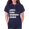 John Paule George Ringo Womens Polo