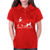 Johnnie Walk-Her (Walker) ~ Mens Funny Whisky Parody Womens Polo