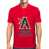 Johnny Appleseed Cider Beer Mens Polo
