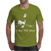 Johnny Cash A man With Issues Mens T-Shirt