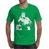 Johnny Cash Guitar Mens T-Shirt