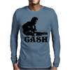 Johnny Cash Mens Long Sleeve T-Shirt