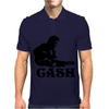 Johnny Cash Mens Polo