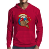 Johnny Chimpo Super Troopers Mens Hoodie
