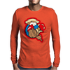 Johnny Chimpo Super Troopers Mens Long Sleeve T-Shirt