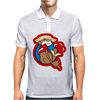 Johnny Chimpo Super Troopers Mens Polo