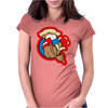 Johnny Chimpo Super Troopers Womens Fitted T-Shirt