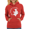 Johnny Christ Womens Hoodie