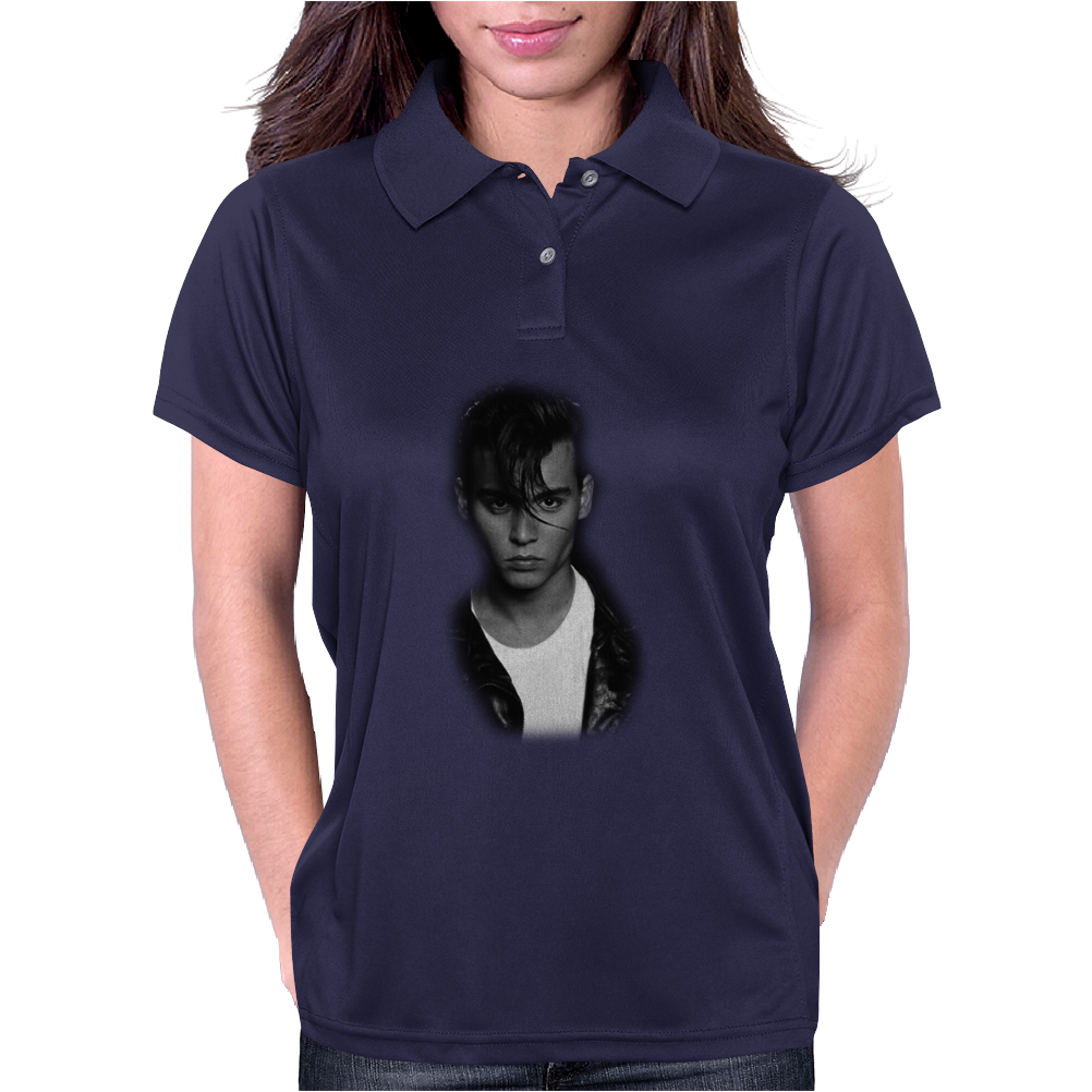 Johnny Depp Womens Polo
