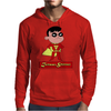 Johnny Strong Mens Hoodie