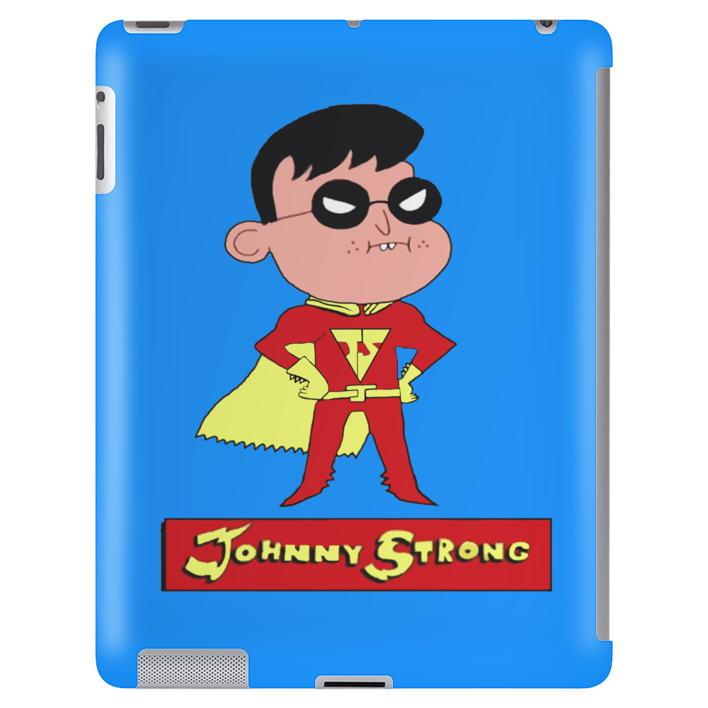 Johnny Strong Tablet