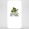 Join the Army meet interesting people   then ,,,,kill them Phone Case