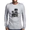 Joker & Batman Mens Long Sleeve T-Shirt