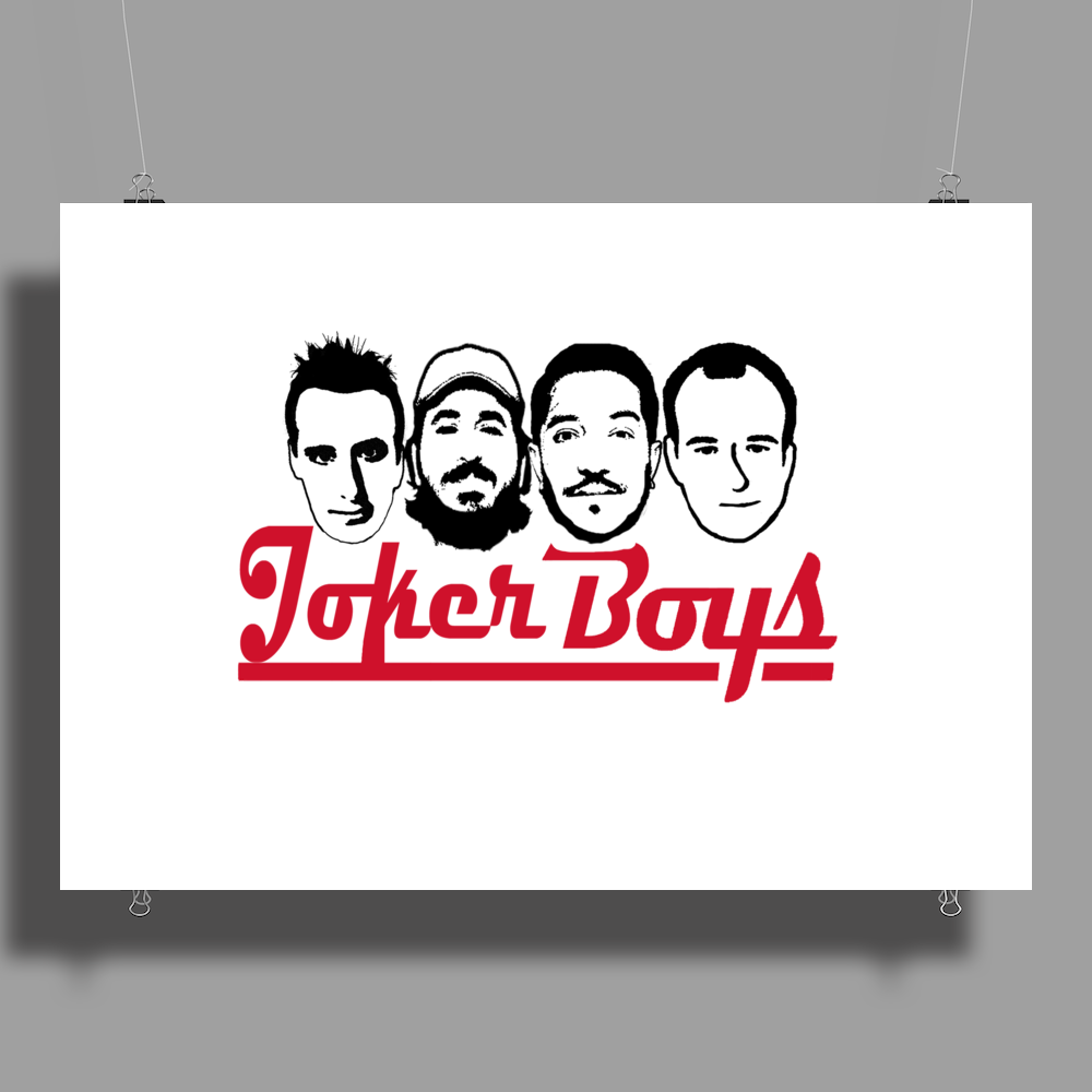 Joker Boys (Impractical Jokers) Poster Print (Landscape)