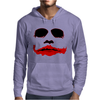 Joker Cry Batman Gordon Gotham City Mens Hoodie