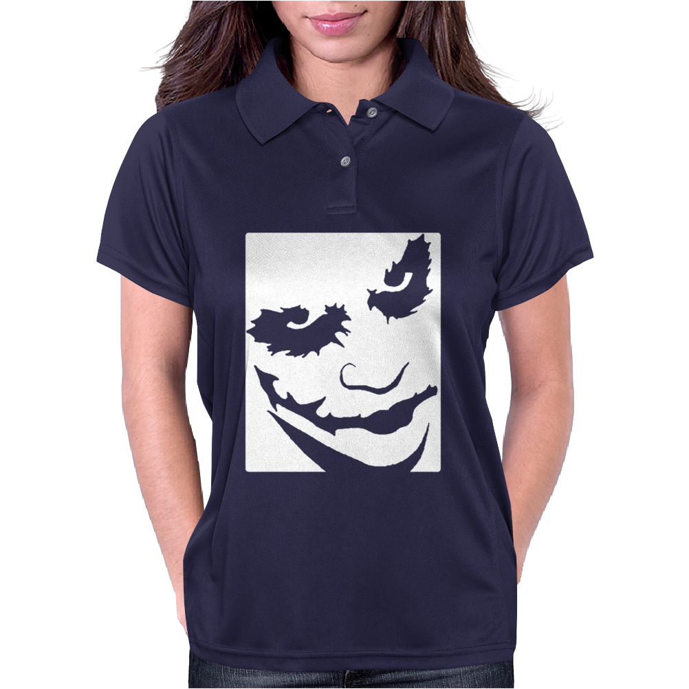 Joker Face Womens Polo