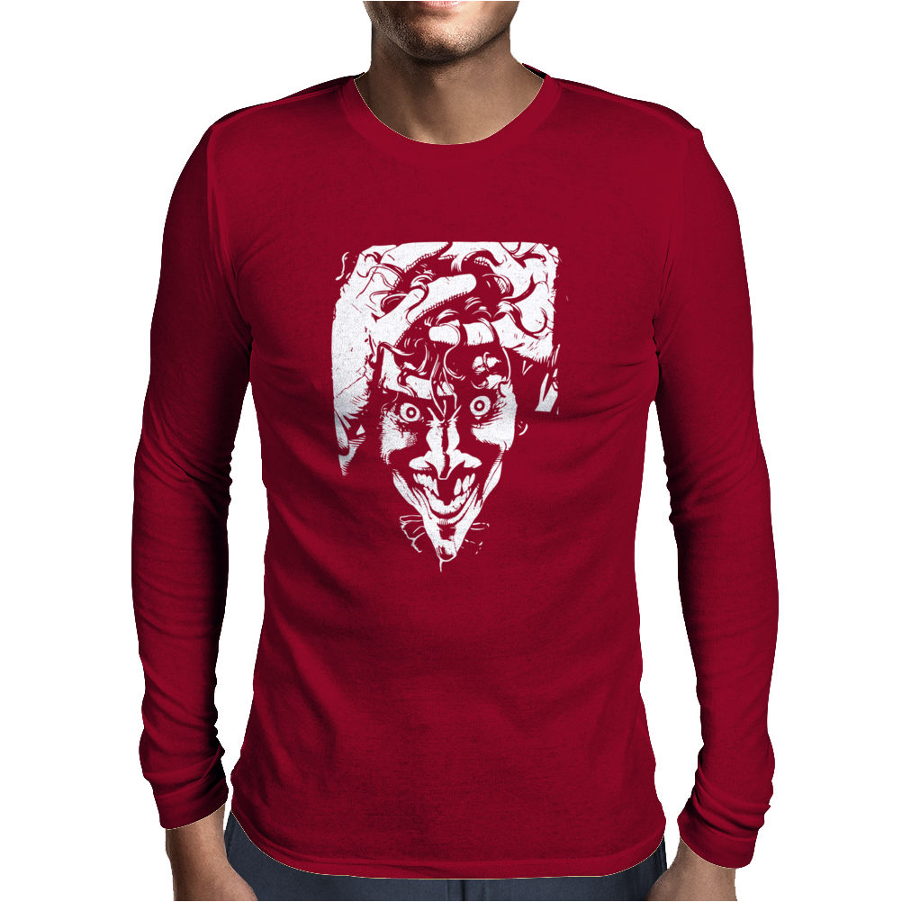 Joker Heath Mens Long Sleeve T-Shirt