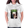 Joker Magic Weed Ganja Mary Jane Mariguana Funny Womens Polo