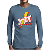 Jolt Cola Mens Long Sleeve T-Shirt