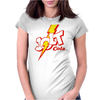 Jolt Cola Womens Fitted T-Shirt