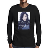 jon snow, black castle, game of thrones  Mens Long Sleeve T-Shirt