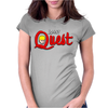 Jonny Quest Womens Fitted T-Shirt