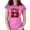 Jordan 23 Worn Womens Fitted T-Shirt