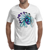 JORDAN5BLACKGRAPEAPACHE Mens T-Shirt