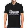 Journalist Mens Polo