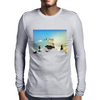 Journey with Turtle Mens Long Sleeve T-Shirt