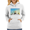 Journey with Turtle Womens Hoodie