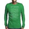 Joy Division Mens Long Sleeve T-Shirt