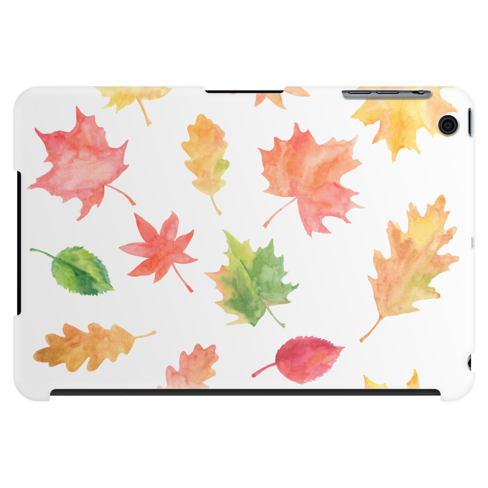 Joyful Autumn Leaves Tablet (horizontal)
