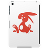 Jozef Rabbit Red Tablet (vertical)