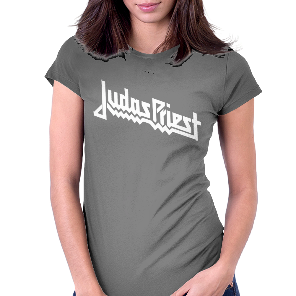 JUDAS PRIEST Womens Fitted T-Shirt