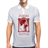 JUDAS, the original snitch. Mens Polo