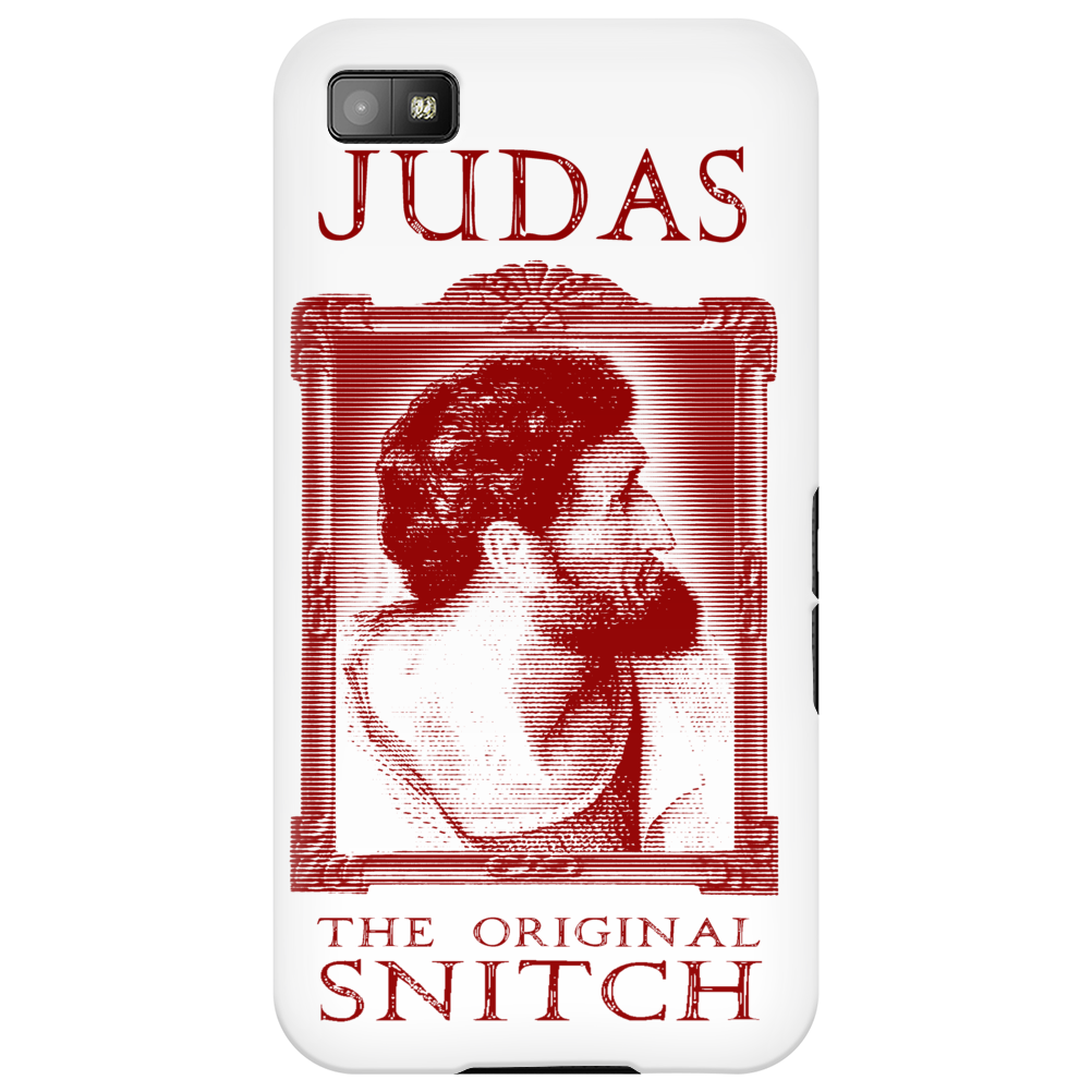 JUDAS, the original snitch. Phone Case